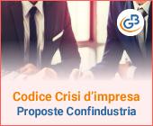Codice Crisi d'impresa: le modifiche proposte da Confindustria