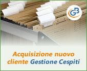 Acquisizione nuovo cliente e gestione dei cespiti: caso pratico