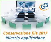 Conservazione file 2017 Dati Fatture, Liquidazioni Iva e Fatture elettroniche PA 2017: rilascio applicazione
