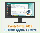Contabilità 2019: rilascio applicazione Fatture
