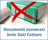 Escludere un cliente / fornitore dalla Comunicazione dei Dati Fatture