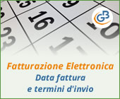 Fatturazione Elettronica: data della fattura e termini d'invio