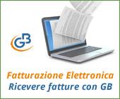 Fatturazione Elettronica: ricevere fatture tramite GB