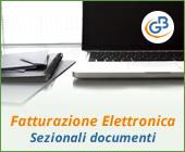 Fatturazione Elettronica: sezionali dei documenti