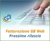 Fatturazione GB Web: prossimo rilascio