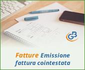 Fatture 2019: emissione fattura cointestata
