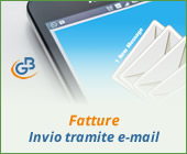 Fatture: invio documenti tramite e-mail