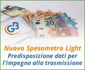 Nuovo Spesometro light 2017: predisposizione dati per l'impegno alla trasmissione