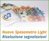 Nuovo Spesometro light 2017: risoluzione segnalazioni GB