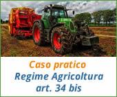 Caso pratico: Regime Agricolo art.34-bis DPR 633/72