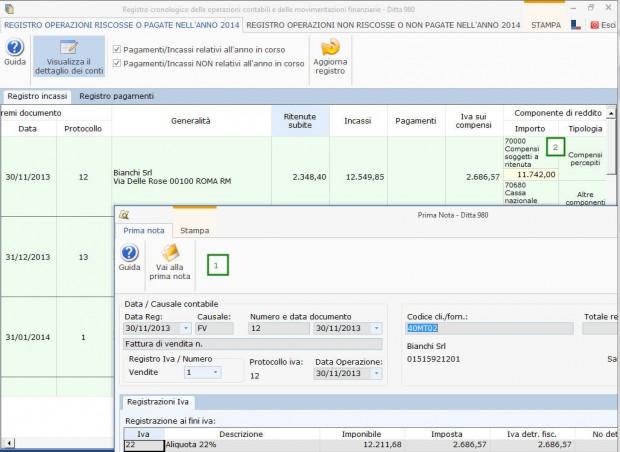Registro incassi e pagamenti_dettagli e anteprima