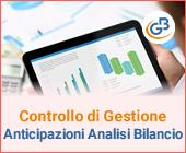 Controllo di Gestione: anticipazioni Analisi di Bilancio Sintetica