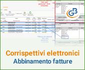 Corrispettivi elettronici e abbinamento delle fatture: caso pratico