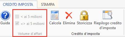 Fruibile in unica soluzione: Credito d'imposta beni materiali DL 178/2020: credito imposta valorizzazione bloccata