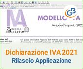 Dichiarazione Iva e Iva Base 2021: rilascio applicazione