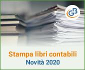 Stampa libri contabili: quali sono le novità nel 2020?